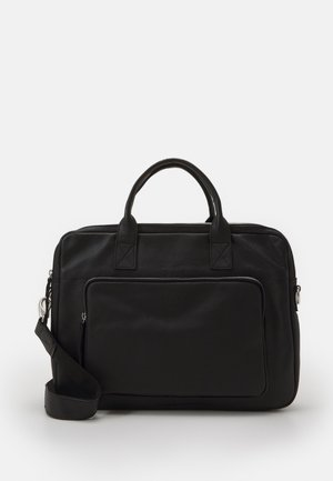 LUKE CLEAN BRIEF - Briefcase - black