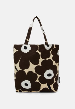 NOTKO PIENI UNIKKO BAG - Shopping bags - beige/brown/off white