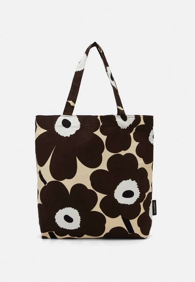 NOTKO PIENI UNIKKO BAG - Tote bag - beige/brown/off white