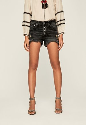 BONITA FEST - Shorts di jeans - blue denim
