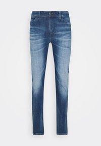 Tommy Jeans - SIMON SKINNY - Skinny-Farkut - blue denim - 4