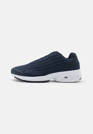 HERITAGE MIX REFLECTIVE - Sneakers basse - twilight navy