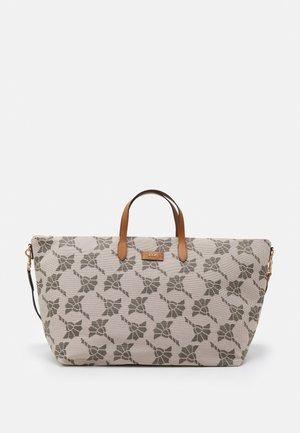 SECONDO ANELA - Shopping bag - seal brown