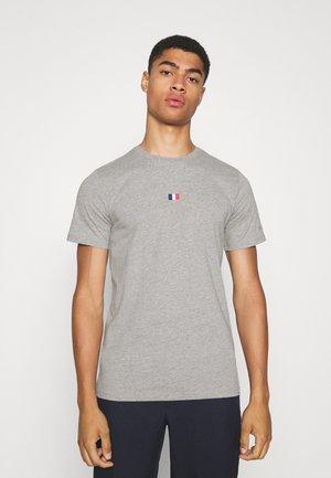FLAG - T-shirts basic - grey melange