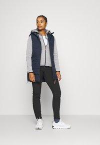 Icepeak - ARDMORE - Fleece jacket - dark blue - 1