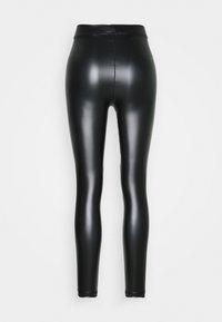 Trendyol - Leggings - black - 1
