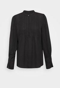 Selected Femme - SLFLIVIA - Blouse - black - 3