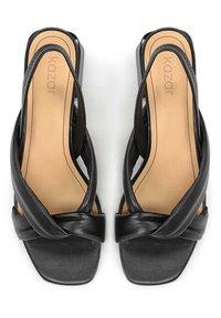 Kazar - MARNIE - Sandals - black - 6