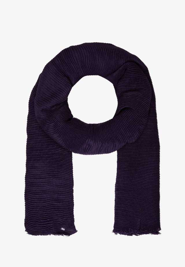 ASOMI SCARF - Écharpe - dark violet