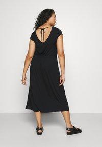 Anna Field Curvy - Day dress - black - 2