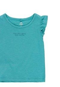 Boboli - Print T-shirt - turquoise - 2