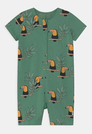ROMPER TOUCAN UNISEX - Pyjama - green