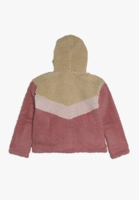 Abercrombie & Fitch - CHEVRON COZY - Lehká bunda - pink - 1