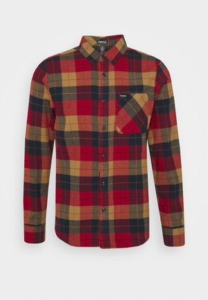 CADEN PLAID - Skjorter - rio red