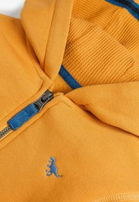 Next - ESSENTIAL - Zip-up hoodie - yellow - 2