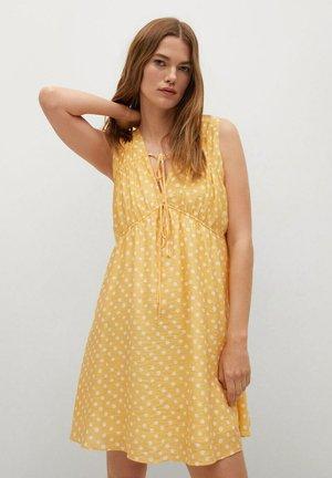 MINA - Denní šaty - geel