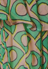 Diane von Furstenberg - HEIDI DRESS - Vapaa-ajan mekko - fun club medium green - 6