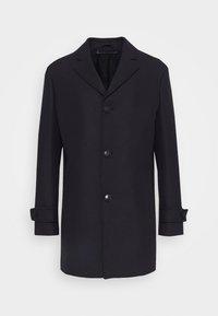 STEER - Short coat - blau
