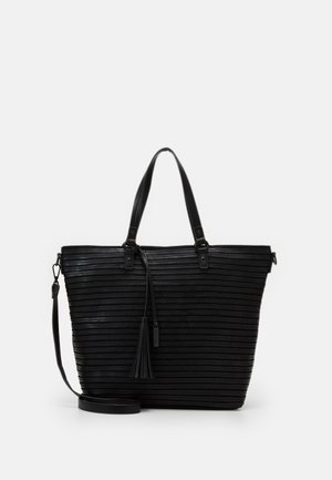 BARBARA - Tote bag - black