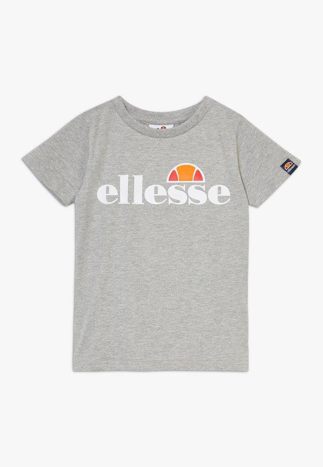 JENA - T-shirt print - grey marl