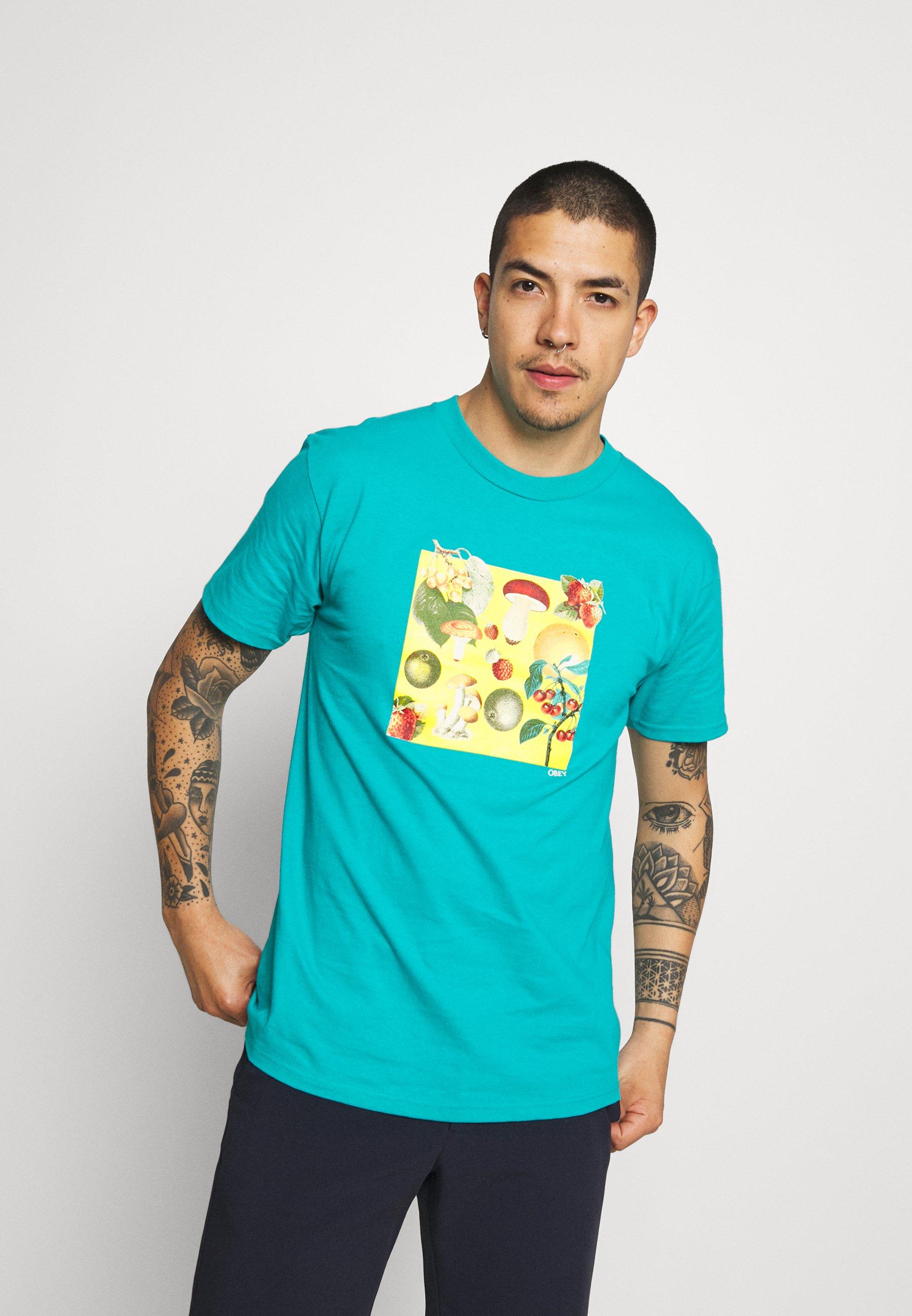 Uomo FRUITS MUSHROOMS - T-shirt con stampa