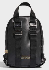 adidas Originals - MINI BACKPACK - Tagesrucksack - black - 1