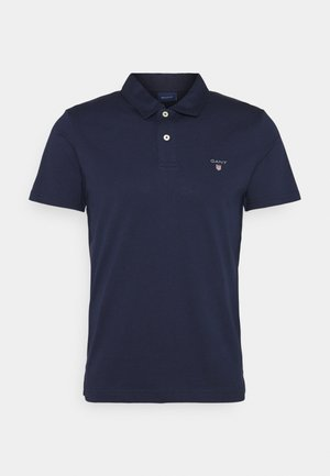 ORIGINAL RUGGER - Polo shirt - evening blue