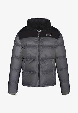 AVEC EMPIECEMENTS - Winter jacket - anthracite