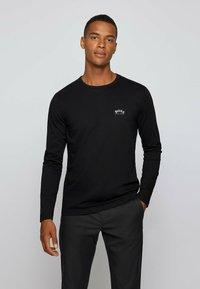 BOSS - Långärmad tröja - black - 0