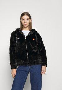 Ellesse - GIOVANNA - Summer jacket - black - 0