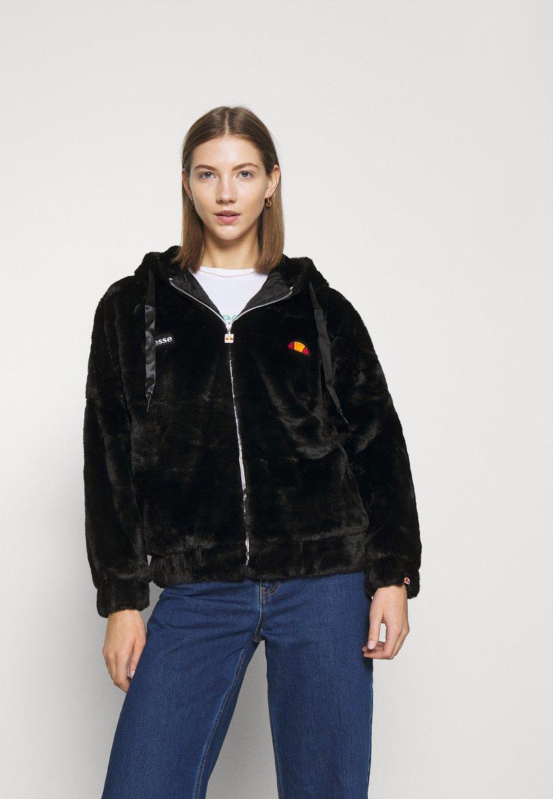 Ellesse - GIOVANNA - Summer jacket - black