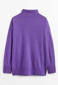 Massimo Dutti - Jumper - dark purple - 2