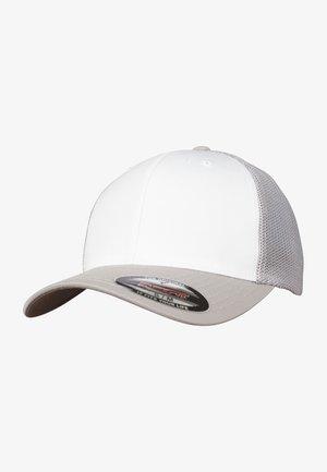 Caps - silver/white