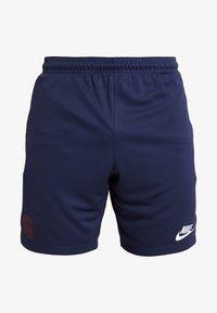 Nike Performance - PARIS ST. GERMAIN DRY SHORT - Pantalón corto de deporte - midnight navy/midnight navy - 5