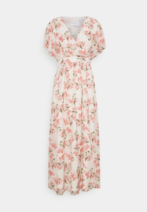 VIKATHRYN ANKLE DRESS - Maxikjoler - cloud dancer