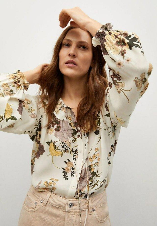 Overhemdblouse - multi-coloured