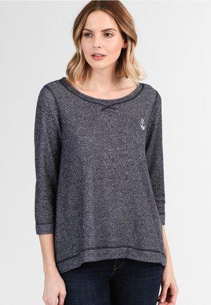 Sweatshirt - marine melange
