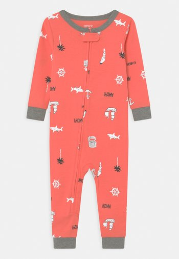 ANCHOR - Pyjamas - red