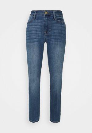 LE HIGH STRAIGHT - Jeansy Straight Leg - bonhill