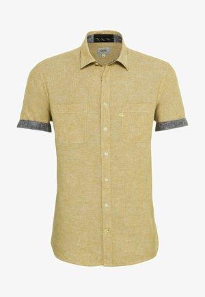 Overhemd - gold