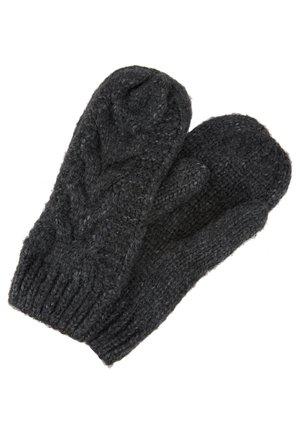 Moufles - dark grey melange
