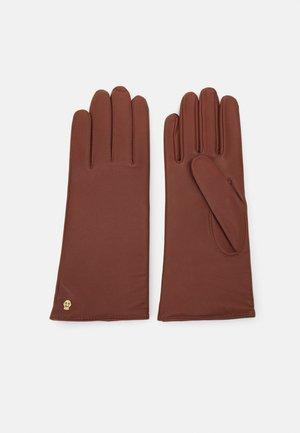 CLASSIC - Gloves - cognac