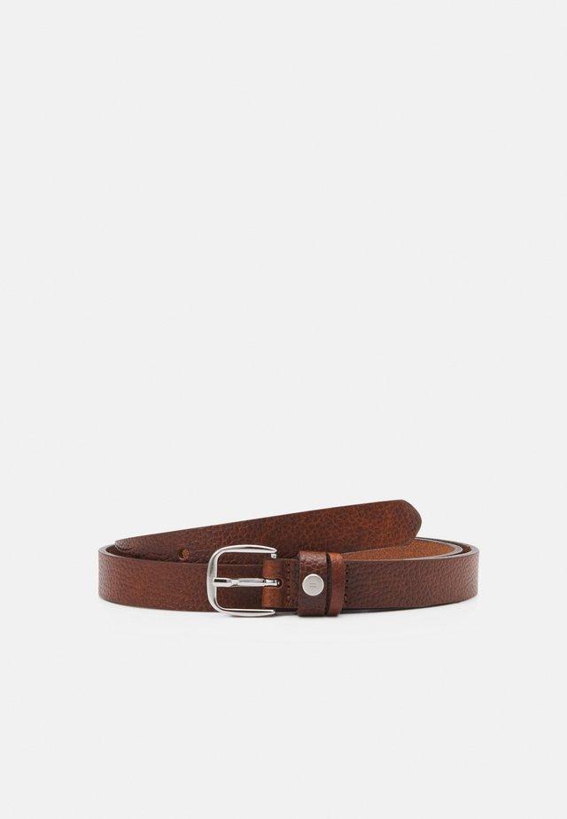 Pásek - light brown