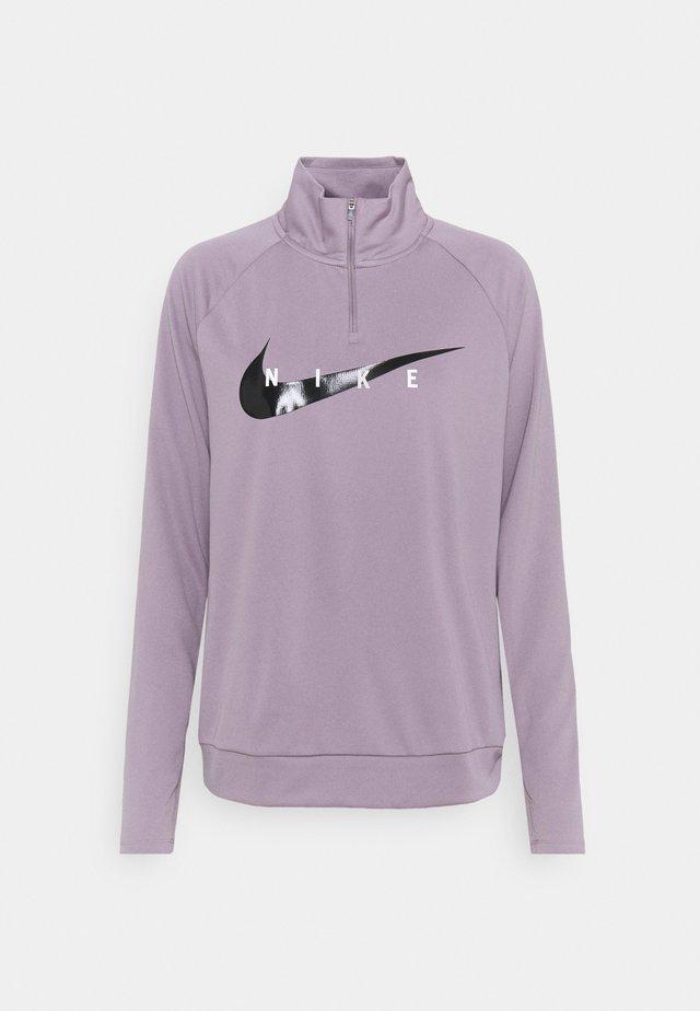 T-shirt de sport - purple smoke/black