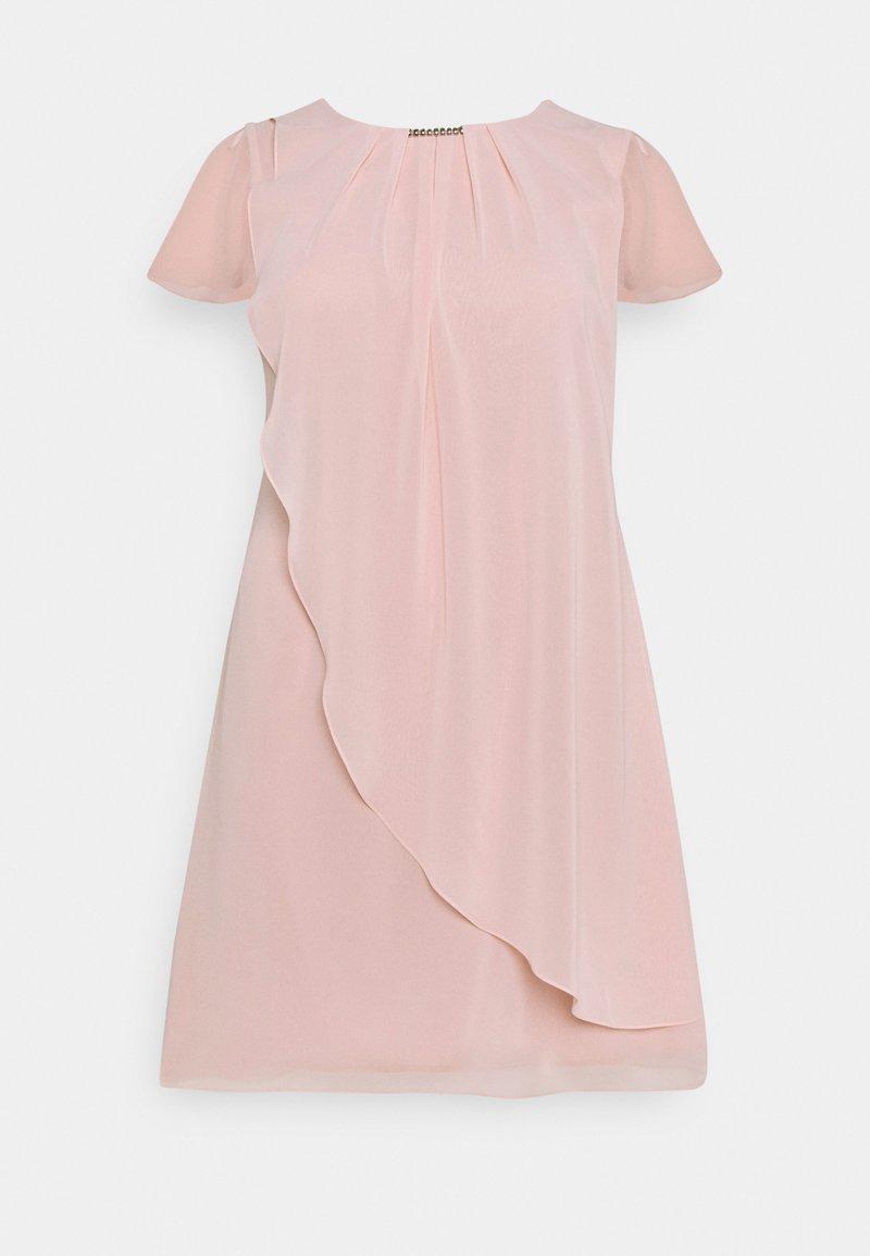 Swing Curve - Koktejlové šaty/ šaty na párty - cherry blossom