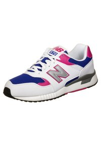 New Balance - Baskets basses - white - 2