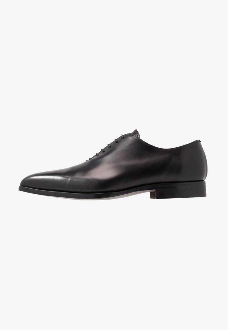 Giorgio 1958 - Elegantní šněrovací boty - nero
