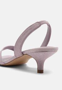 Copenhagen Shoes - COCKTAIL - Sandals - purple - 5