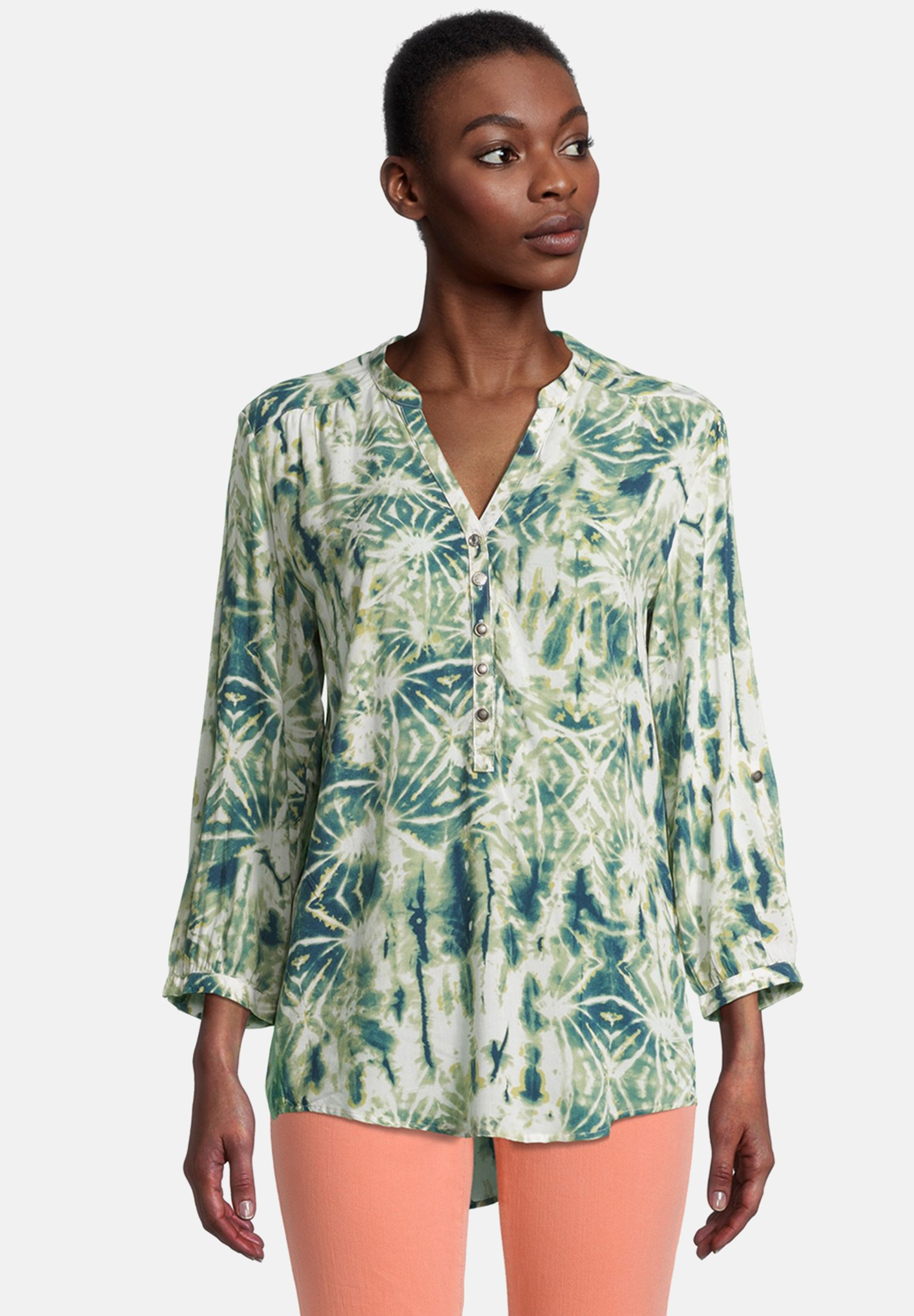 Femme MIT MUSTER - Blouse