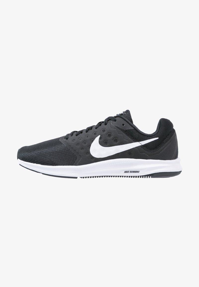 Nike Performance - DOWNSHIFTER 7 - Obuwie do biegania treningowe - black/white/anthracite